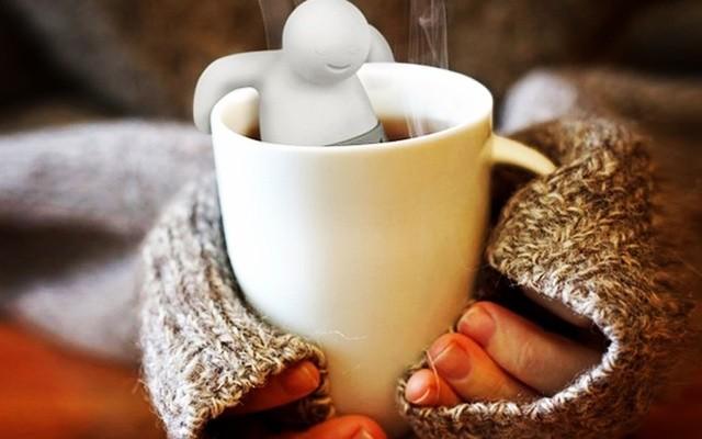 Заварник-человечек для чая.