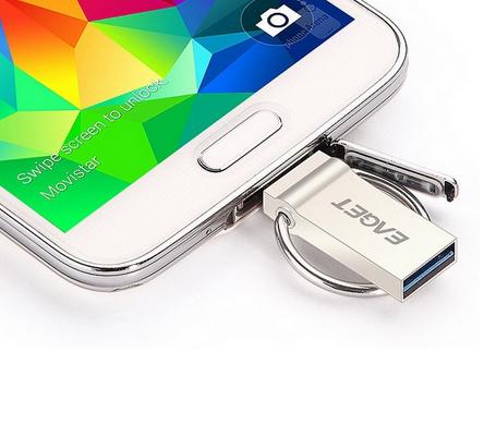 USB флеш-карта для смартфонов и планшетов.